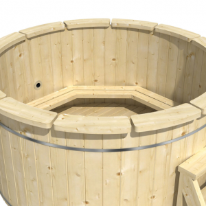Hottub Thermo wood